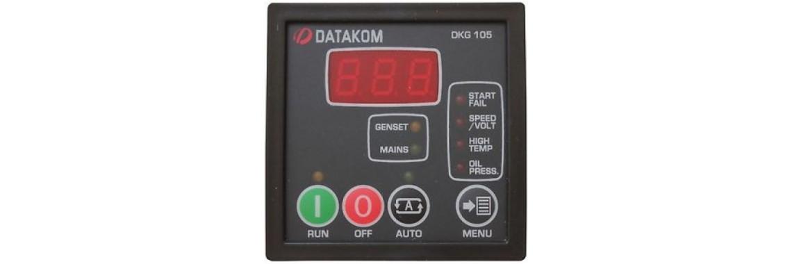 DKG-105 Áramfejlesztő vezérlő elektronika